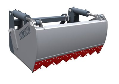 Cutter for silage