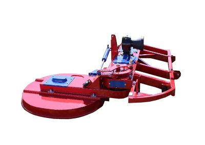Topper grass cutter red